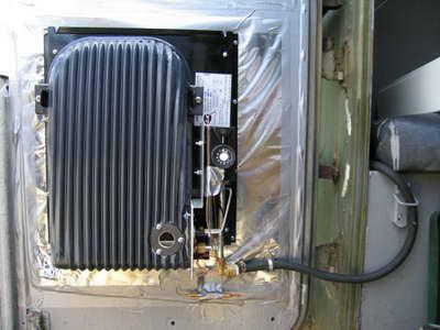 автомобильный конвектор EMAX без передней крышки