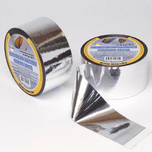 алюминиевый скотч для передачи тепла от кабеля